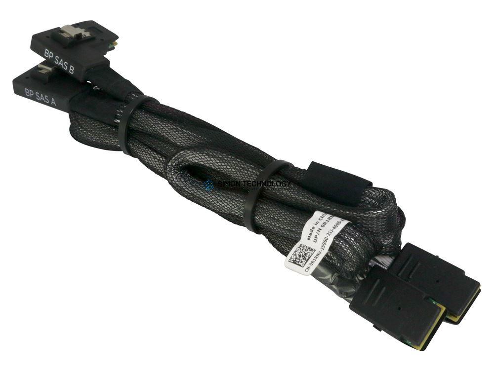 Кабели Dell Dell SAS-Kabel PowerEdge R620 H710 - (0R1RNV)