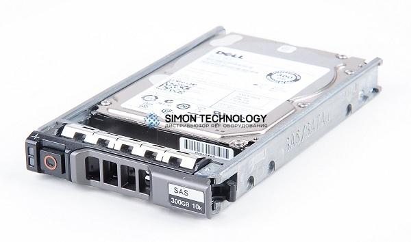 """Dell Dell HDD 300GB 2.5"""" 10K SAS 6gb/s HP (0VJR75)"""