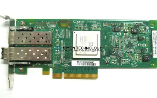 Контроллер Dell 8GB FC DUAL PORT PCIE HBA (0VX60F)