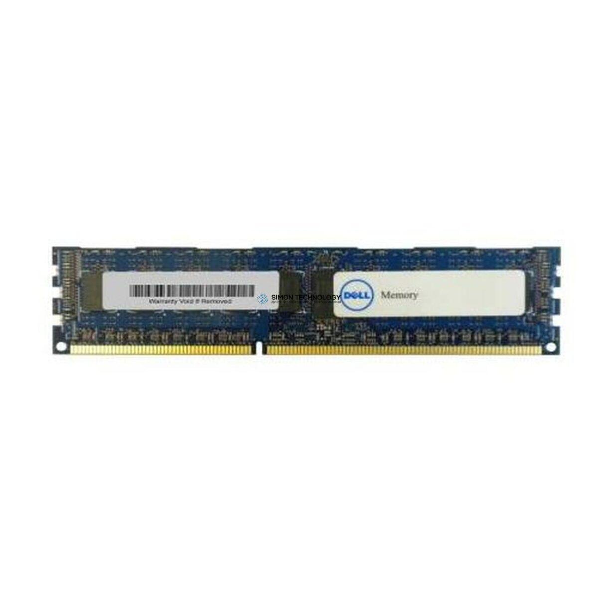 Оперативная память Dell DELL 8GB DDR3 1333MHz 2Rx4 1.35V RDIMM (0WG2W-OEM)