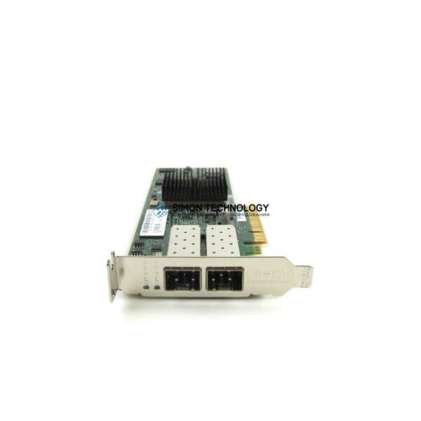 Контроллер Dell 10GB DUAL PORT PCI-E SFP+ FIBRE ADAPTER CARD (0WM7MN)
