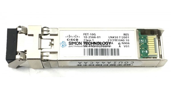 Трансивер SFP Cisco Cisco GBIC-Modul 10GBASE SFP+ - (10-2566-01)