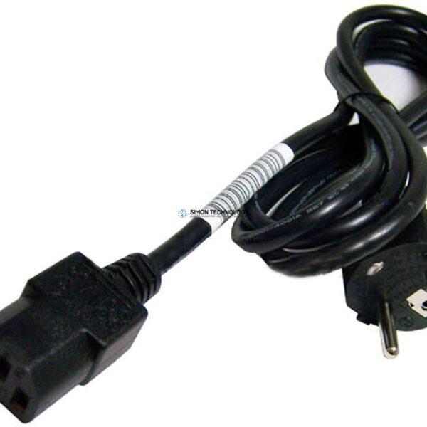 Кабели HP CORD POWER AC-LINE-EUR 1.8M BLACK (100614-009)