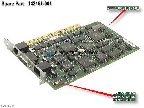 Контроллер HPE HPE BD.CNTLR.NTFLEX2.DUAL PORT (142151-001)