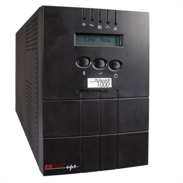 ИБП Roline ProSecure III 1000VA/Tower. Black (19.40.1062)