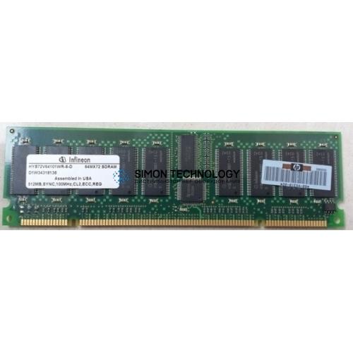 Оперативная память HPE 128MB MONO 200PIN SYNC DIMM 100MHZ CL2 R (20-01CSA-08)