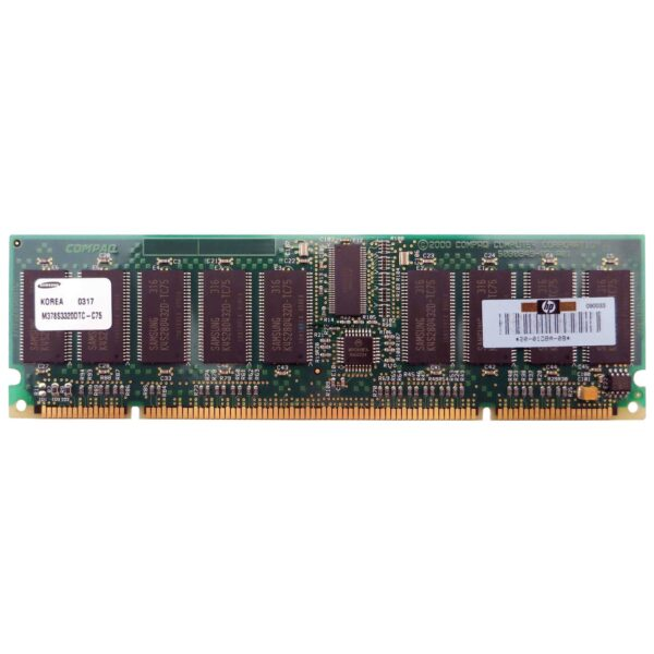 Оперативная память HPE 256MB MONO 200PIN SYNC DIMM 133MHZ CL3 R (20-01DBA-09)