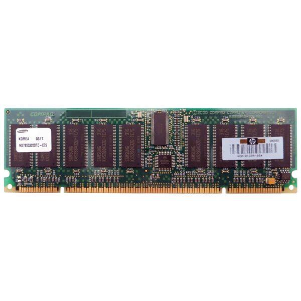 Оперативная память HPE 256MB MONO 200PIN SYNC DIMM 100MHZ CL2 R (20-01DSA-08)