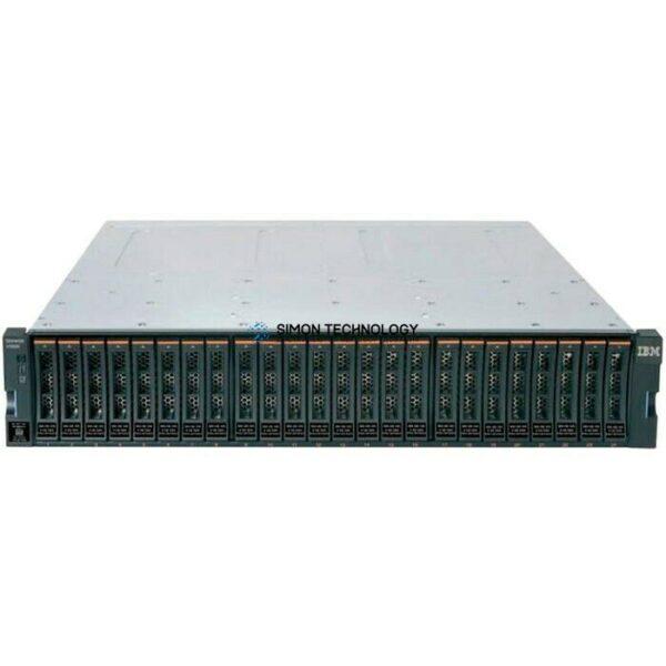 СХД IBM v3700 with Cache Upgrade & FC Cards installed (2072-24C-ACHB-ACHK)