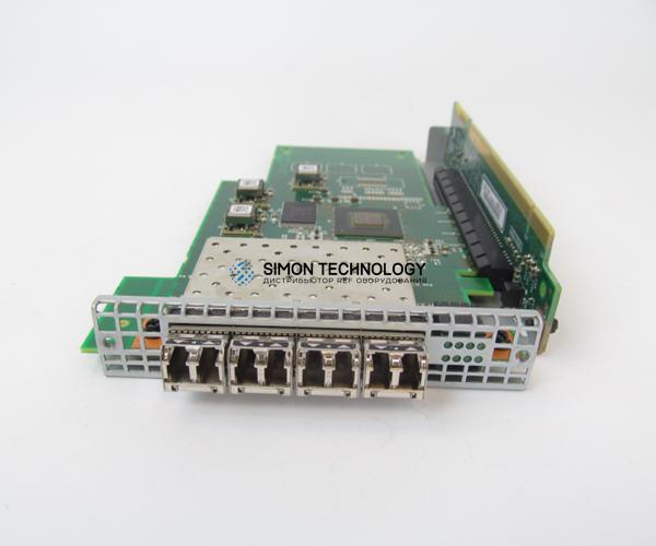 Контроллер IBM QUAD PORT 8GB FIBRE CHANNEL PCI-E HBA W/ SFP (31P1334)