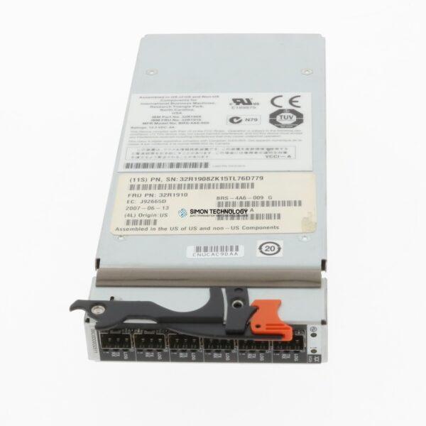Модуль IBM QLogic 10-Port Fibre Channel Switch Module for IBM IBM eServer BladeCenter (32R1904)