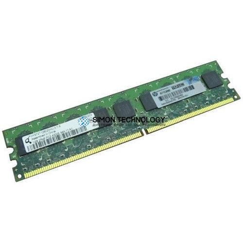 Оперативная память HPE Memory 1GB DIMM.DDR.PC3200 (351658-001)
