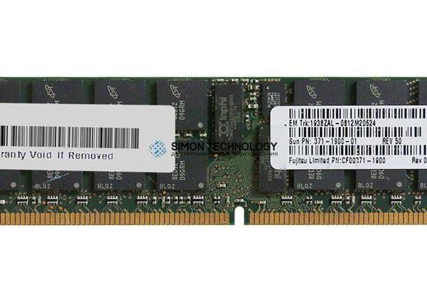 Оперативная память Sun Microsystems 256MB REGISTERED DDR MEMORY DIMM (370-5565-01)