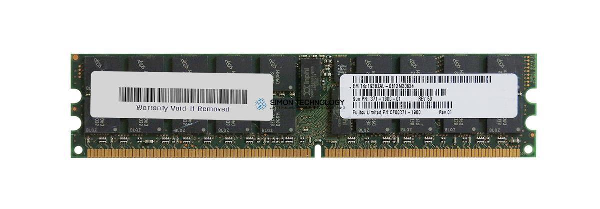 Оперативная память Sun Microsystems 256MB REGISTERED DDR MEMORY DIMM (370-6201)