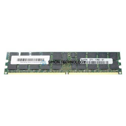Оперативная память Sun Microsystems 2GB PC2-5300P DDR2-667 2RX4 ECC (371-1764-01)