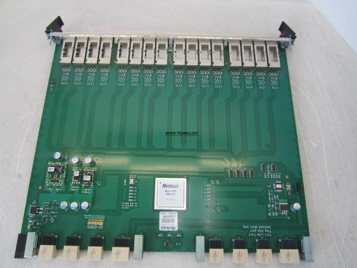 Модуль HPE HPE LINECARD.SPINE.16 QUAD-PORT (374862-001)