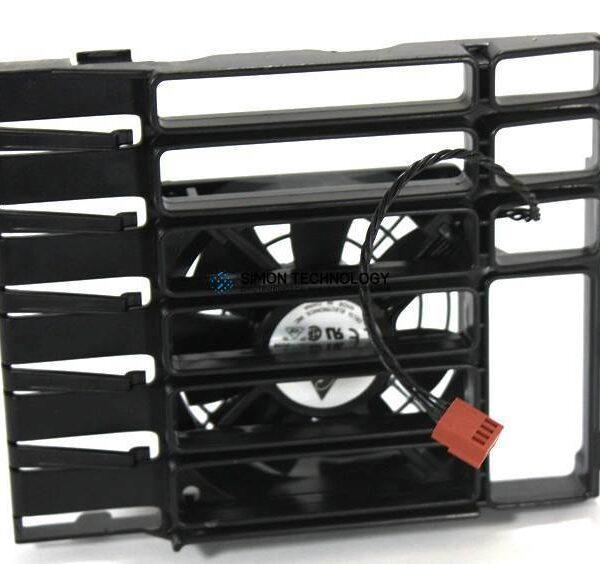 Система охлаждения HP Gehäuselüfter xw9400 - (398296-001)