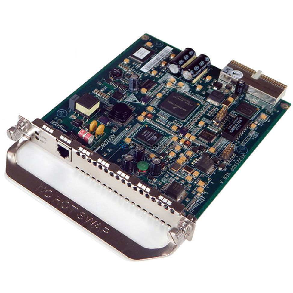 Модуль HPE HPE 1-PORT ADSL OVER POTS MIM (3C13770)