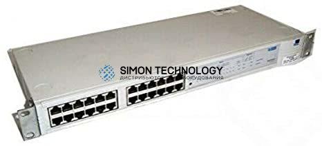 Коммутаторы 3Com HPE SS II PS HUB 40 TP 24 PORT (3C16406)