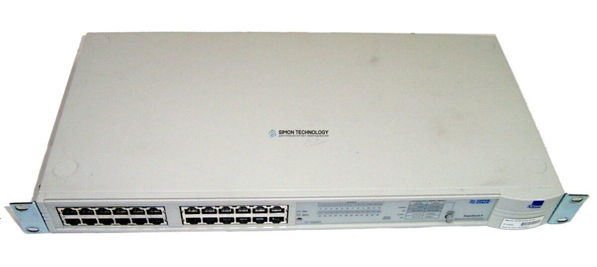 Коммутаторы HPE HPE SUPERSTACK II BASELINE10/100 SWITCH24 (3C16465A)