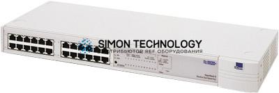 Коммутаторы 3Com HPE SSII DUAL SPEED HUB 500 24 PORT (3C16611)