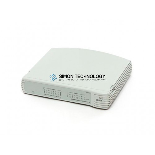 Коммутаторы 3Com HPE OC GIGABIT SWITCH 5 (3C1670500A)