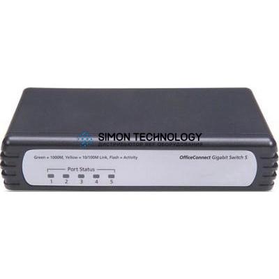 Коммутаторы HPE HPE 1405C-5G Switch (3C1670500C)