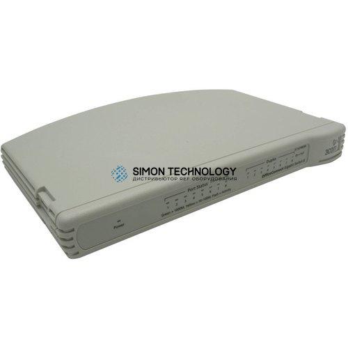 Коммутаторы 3Com HPE OC GIGABIT SWITCH 8 (3C1670800A)