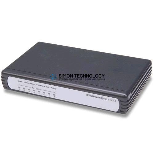HPE HPE 1405C-8G Switch (3C1670800C)