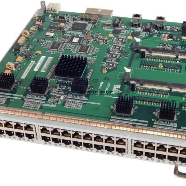 Модуль HPE HPE 7750 48-Port 10/100Base-TX PoE Module (3C16891)