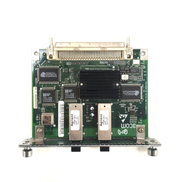 Модуль HPE HPE SS3 4300 100BASE-FX 2 port (3C17112)