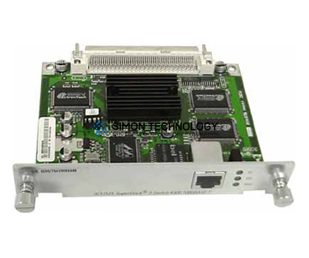Модуль HPE HPE SS3 4300 1000BASE-T 1 port (3C17121)