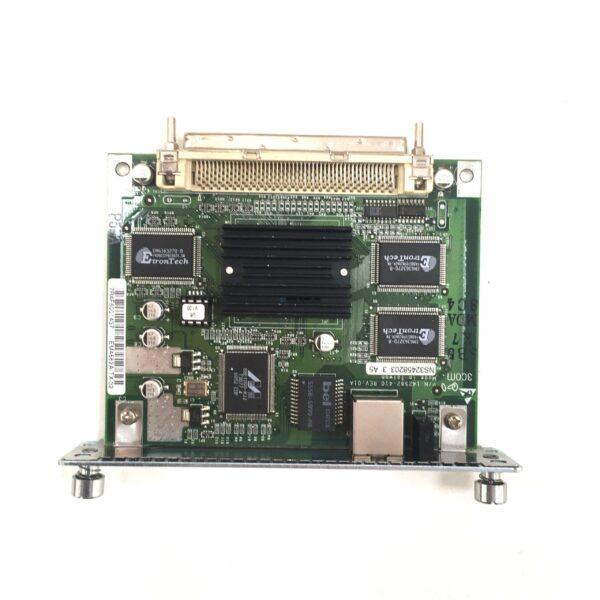 Модуль HPE HPE SS3 4300 1000BASE-T 2 port (3C17122)
