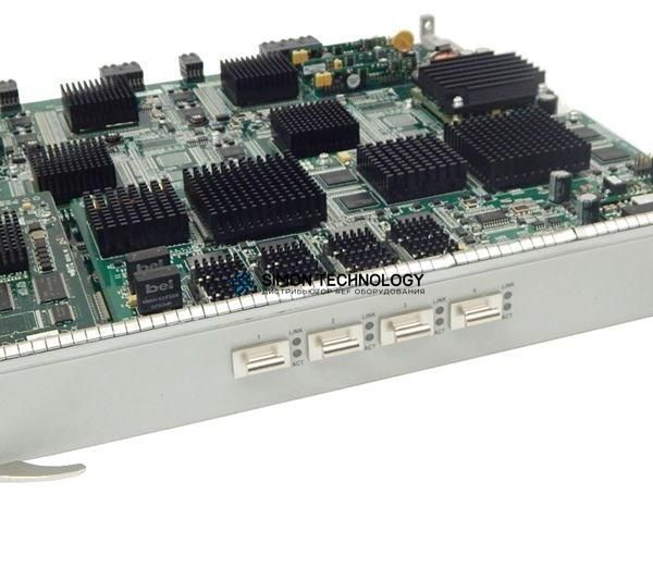 Модуль HPE HPE 4-port XFP IPv6 8800 Module (3C17536)