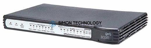 Коммутаторы HPE HPE 1900-8G Switch (3CDSG8)