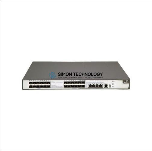 Коммутаторы HPE HPE E5500-24G-PoE Switch (3CR17252-91)