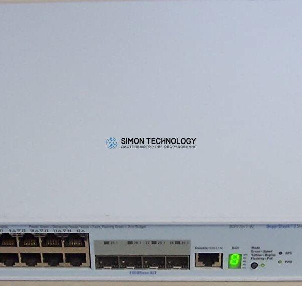 Коммутаторы HPE HPE 4500-24-PoE Switch (3COM) (3CR17571-91)