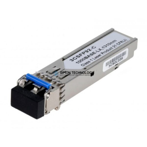 Трансивер SFP HPE X124 1G SFP LC LX Transceiver (3CSFP92)