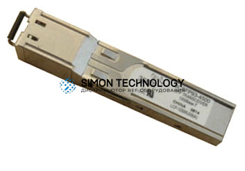 Трансивер SFP HPE X124 1G SFP LC LH70 Transceiver (3CSFP93)