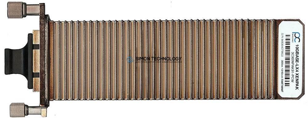 Трансивер SFP HPE HPE X130 10G XENPAK SC LX4 Transceiver (3CXENPAK91)