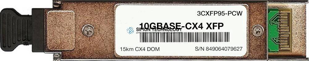 Трансивер SFP HPE X130 10G XFP CX4 Transceiver (3CXFP95)