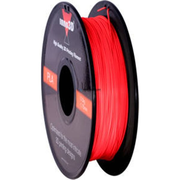 InnoVISION Multimedia Limited INNO3D HIGH QUALITY ABS 3D PRINTING FILAMENT 1.75MM RED (3DP-FA175-RD05)