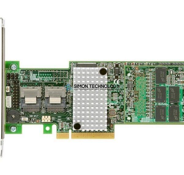 Контроллер RAID Dell PERC H200 SAS PCI-E CONTROLLER (3H9DG)