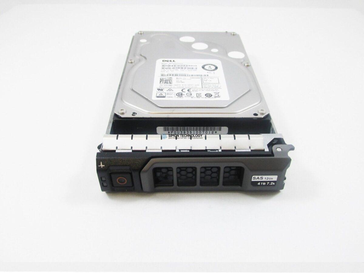 "Dell Dell HDD 4TB 3.5"" 7.2K SAS 6gb/s (400-26652)"