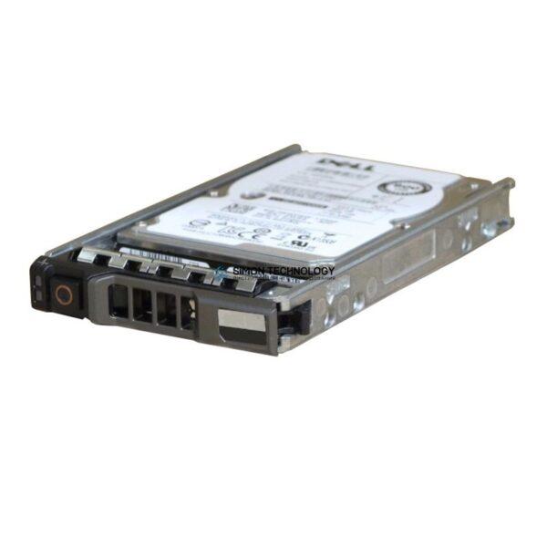 """Dell Dell HDD 600GB 2.5/3.5"""" 10K Hyb SAS 12gb/s 512n (400-AOXC)"""
