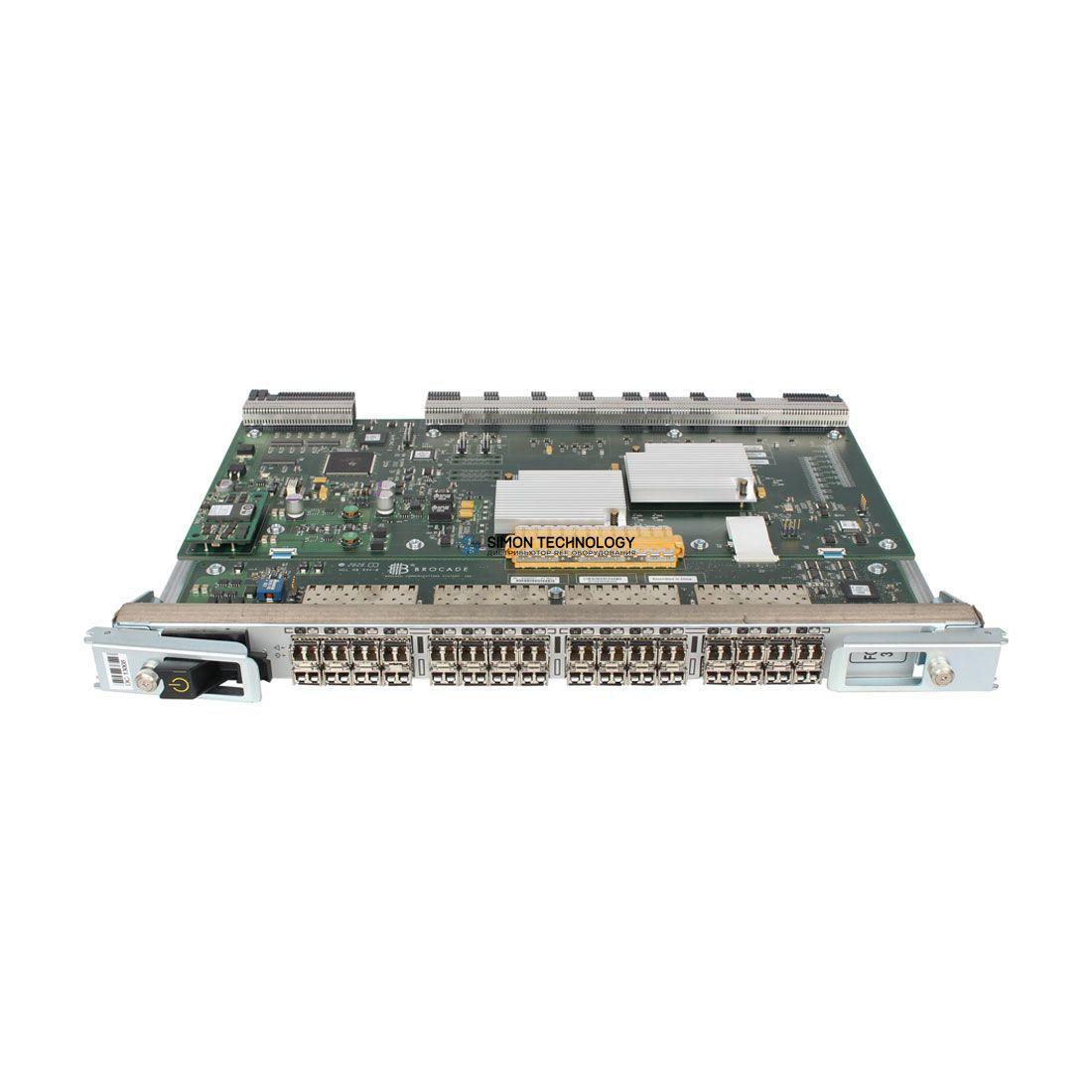 Модуль HP HPE BD. 32 PORT CARD. SW48000 (411857-001)