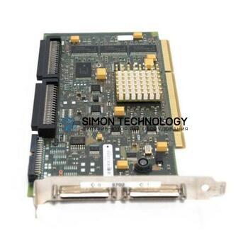 Контроллер IBM DUAL CHANNEL PCI-X DDR ULTRA320 SCSI ADAPTER (42R8738)