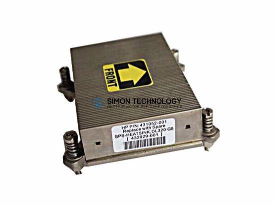 Радиатор HP HEATSINK FOR PROLIANT DL320 G5 (431052-001)