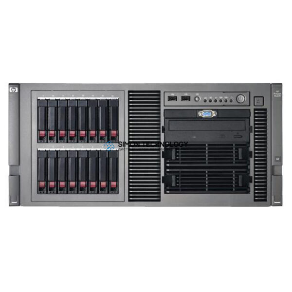 Сервер HP ML370 G5 E5345 2.33GHZ SAS HIGH PERF RACK SVR (433753-421)