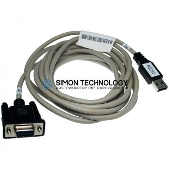 Кабели Lenovo Lenovo Flex System Management Serial Access Cable NEU (43X0510)